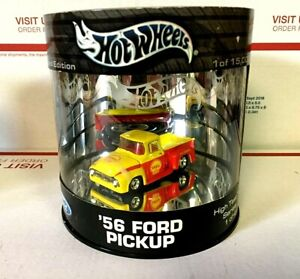 HOT WHEELS 2003 OIL CAN HIGH TEST SERIES 1 OF 4 `56 FORD PICKUP 1 OF 15,000 NIP
