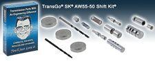 AW55-50SN TRANSGO SHIFT KIT NISSAN RE5F22A SAAB AF33-5 SATURN AF33-5