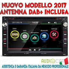 "AUTORADIO 8"" SEAT ALHAMBRA CORDOBA IBIZA 6L LEON 1M TOLEDO antenna dab+ inclusa"