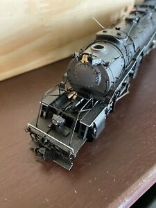 PROTO 2000 HERITAGE -HO Scale Engine 2-8-8-2 #737 W/Tender,  Virginian