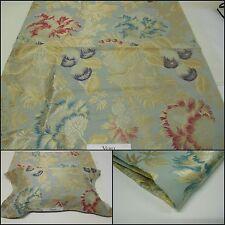 """Verel De Belval -Luxury Fabric- Remnant- pc w 27""""x28""""L L'ARBRE A PIVOINES"""
