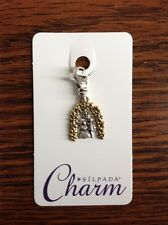 SILPADA Sterling Silver Charm Collection - Love Story - C2586