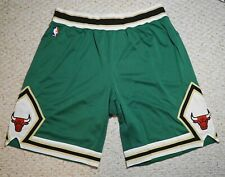 Chicago Bulls NBA Climacool Pro Game Authentic Green Shorts Men's SZ(2XL2)