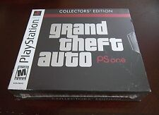 Grand Theft Auto: Collectors' Edition  (original GTA, GTA: London, 1969 & GTA 2)
