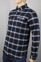 Polo Ralph Lauren Flannel Plaid Button Down Custom Fit Dress Shirt Pocket NWT