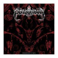 Poisonous - Perdition's Den (Bra), LP