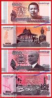 CAMBOYA CAMBODIA 100 500 Riels 2014 2015 Pick 65 66 SC /  UNC