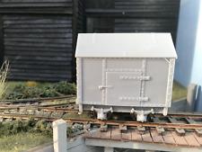 More details for gn15 narrow gauge gunpowder wagon - short with wheels