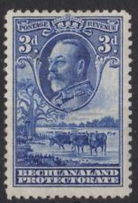 British Protectorate Royalty George V (1910-1936) British Colony & Territory Stamps