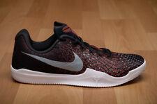 Nike Kobe Mamba Instinct Sneakers New, Black / Red Grey Snakeskin 852473-006