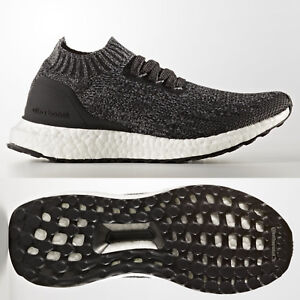adidas UltraBOOST Uncaged Junior Running Shoes Black Grey SIZE 3.5 4 5.5 6.5