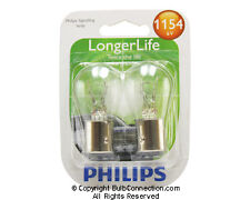 NEW Philips 1154 Automotive 2-Pack 1154LLB2 Bulb