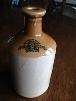 Vintage Blackfriars Stoneware Bottle.
