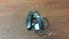 FORD BA BF FALCON TERRITORY SX SY   RADIO / CRUISE SWITCHES ON STEERING WHEEL