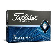 2 dozen Titleist tour speed golf balls