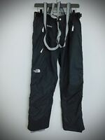 XII216 Women The North Face HyVent Skiing Snowboarding Salopettes L W36 L31