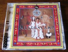 John Mellencamp - Mr Happy Go Lucky - Mint 1996 Cd Album
