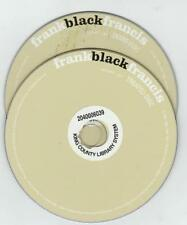 Frank Black Francis MUSIC AUDIO CD Treated & Demo Disc Alternative, Rock & Pop