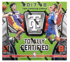 Not Authenticated 2017-18 Season NBA Basketball Trading Cards