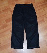 NAUTICA  Boy's Sz 10 Black DRESS PANTS    EUC