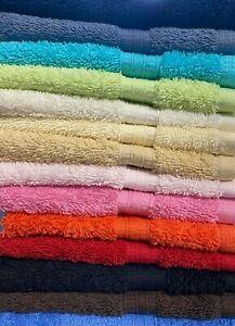 Ralph Lauren Classic Hand Towel or Washcloth 100% Cotton