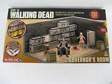The Walking Dead Governors Room Building Set McFarlane Toys TWD Penny Walker
