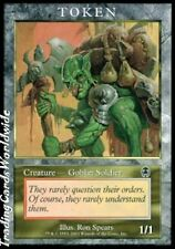 Gobelin Soldier Token // EX // Player Reward promos // Engl. // Magic Gathering