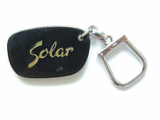 PORTE CLE BOURBON SOLAR. Lunettes de soleil, noir &  or. collection