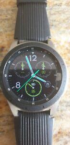 Samsung Galaxy Watch Bluetooth 46mm ÷ LTE (EE)-Smartwatch-Silver