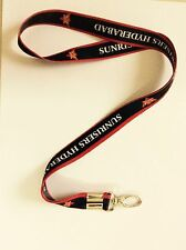 SUNRISERS Hyderabad  IPL Lanyards accessories Office ID card holder