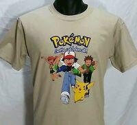 Vtg 90s Nintendo T Shirt XL POKEMON Gotta Catch Em All Card collection collector