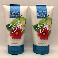 2 Bath&Body Works PRECIOSO día en crema gel de baño 8 fl.oz 236 ml