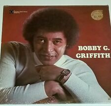 """BOBBY G GRIFFITH SEALED LP FUNK SOUL R&B DJ BOOGIE BREAKS CANADA PRIVATE 12"""" 45"""