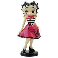 """Betty Boop, Through the Ages mini figurine, 50's style Betty - 2.5""""  - (24074)"""