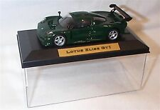 Lotus Elise GT1 in Green 1-43 scale  new in case