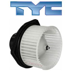 for Chevy Colorado 2004-2012 TYC HVAC Blower Motor