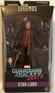 Marvel Legends Star-Lord Guardians Of The Galaxy Vol 2 BAF Mantis 2016, nib
