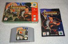 N64 CastleVania Complete