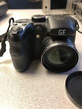 GE General Imaging X500 16-MP 15x Optical Digital Camera