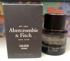 *RARE* Abercrombie & Fitch Colden Men's Eau De Cologne Spray 30ml/1 oz