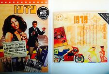 1979 38th Birthday Gifts Set - 1979 DVD , Pop CD and Card - CD Card Company.