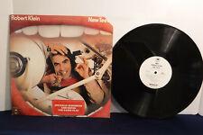 Robert Klein, New Teeth, Epic Records PE 33535, 1975, Insert, PROMO, Comedy