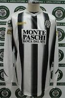 maglia calcio CHIESA SIENA TG L 2006/07 shirt maillot trikot camiseta