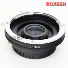 Canon EOS EF Mount Lens to Nikon F Mount Adapter D5 D7500 D500 D610 D810 D5600
