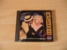 "CD COLONNA SONORA DICK TRACY-Madonna-I 'M Breathless - 1990 ""incl. VOGUE"