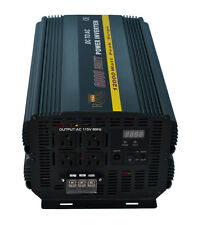 6000 Watt 24 Volt DC to 120 Volt AC Power Inverter (Royal Power)