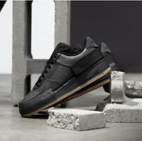 Nike N. 354 Air Force 1 Type 1 Mens Trainers Black  ALL Sizes