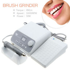 Brushless Dental Electric Micro Motor G800 With 50000rpm Polishing Handpiece