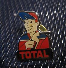 Great advertising push pin for Total Oil fuel Pump assistant design