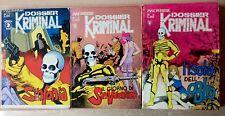Dossier Kriminal 1 - 3 - 5